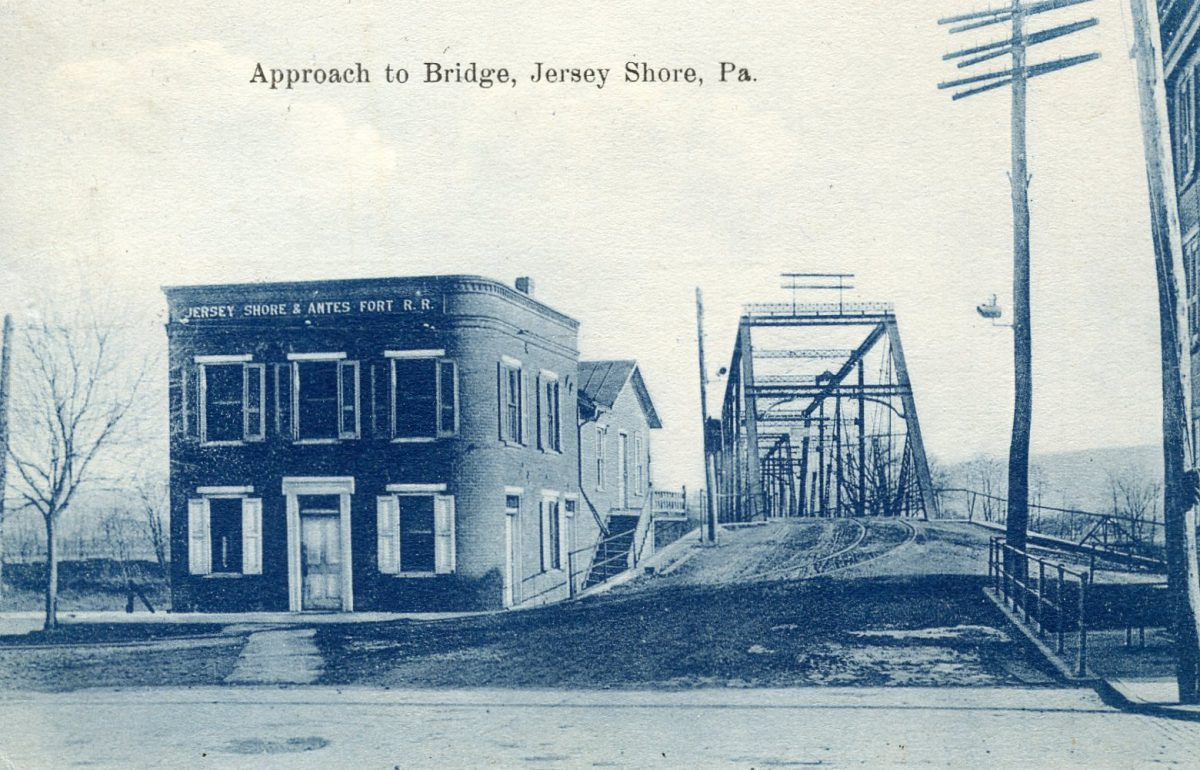 The Jersey Shore Historical Society